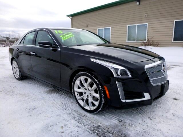 2015 Cadillac CTS 3.6L Performance AWD