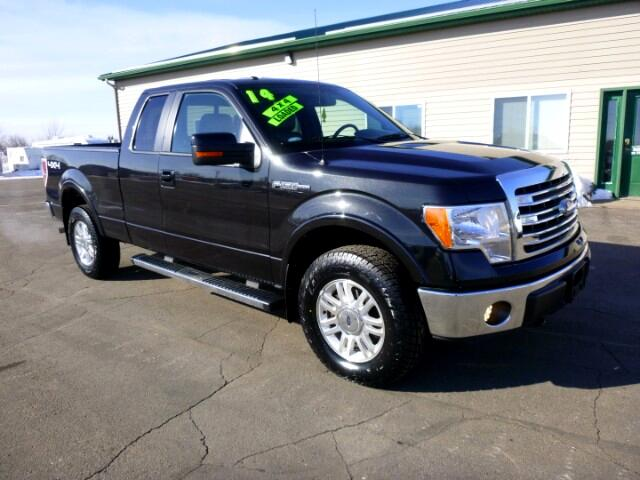 2014 Ford F-150 Lariat SuperCab 6.5-ft. Bed 4WD