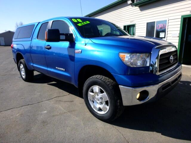 2008 Toyota Tundra SR5 Double Cab 5.7L 4WD TRD
