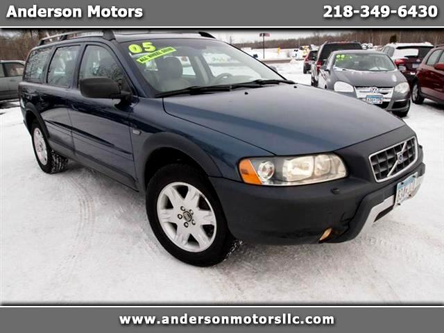 Used 2005 volvo xc70 cross country for sale in duluth mn Anderson motors llc