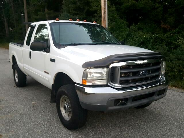 2003 Ford F-350 SD XL SuperCab 4WD