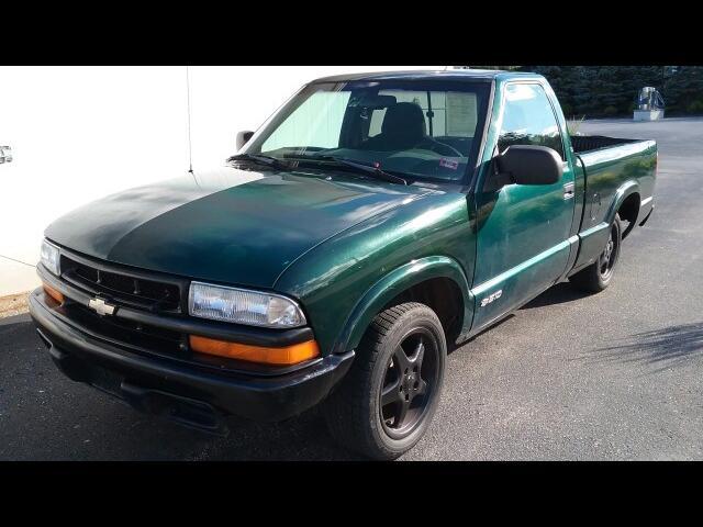 1998 Chevrolet S10 Pickup EL Reg. Cab Short Bed 2WD