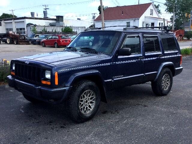 1997 Jeep Cherokee Country 4WD