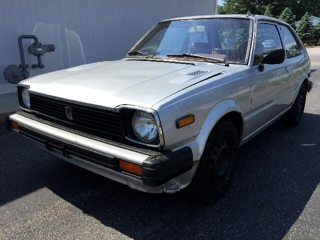 1980 Honda Civic Coupe 1300Dx