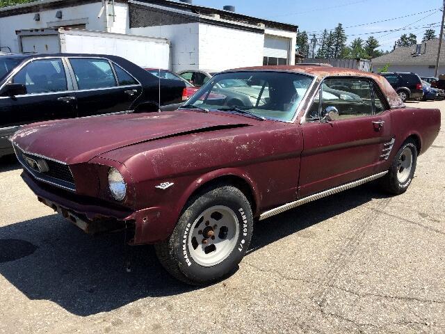 1966 Ford Mustang 2-Door Sedan