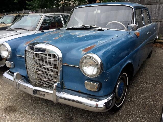 1963 Mercedes-Benz 190-Class 190D 2.2