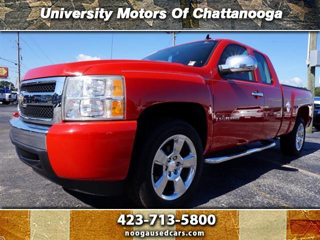 2008 Chevrolet Silverado 1500 Ext. Cab Short Bed 2WD