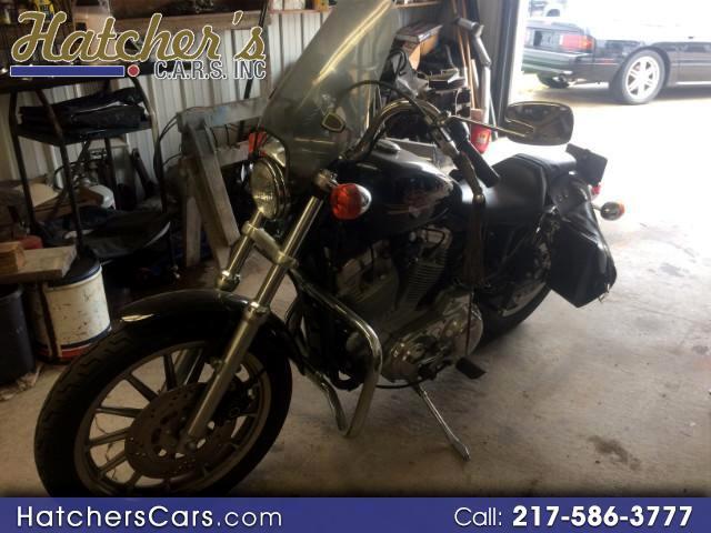 1997 Harley-Davidson XLH 883