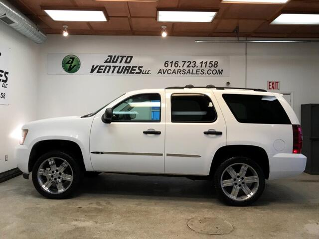 2008 Chevrolet Tahoe 4WD 4dr LS