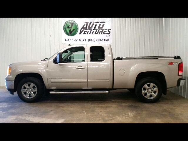 2009 GMC Sierra 1500 1500 SLT Ext Cab 4X4 6.0 V8 And 14 Bolt Rear End