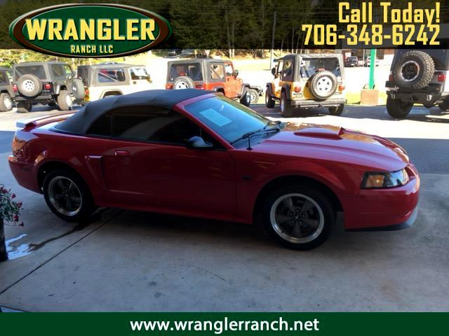 2002 Ford Mustang 2dr Conv GT Premium