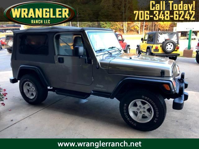2005 Jeep Wrangler Unlimited Winter 4x4 *Ltd Avail*