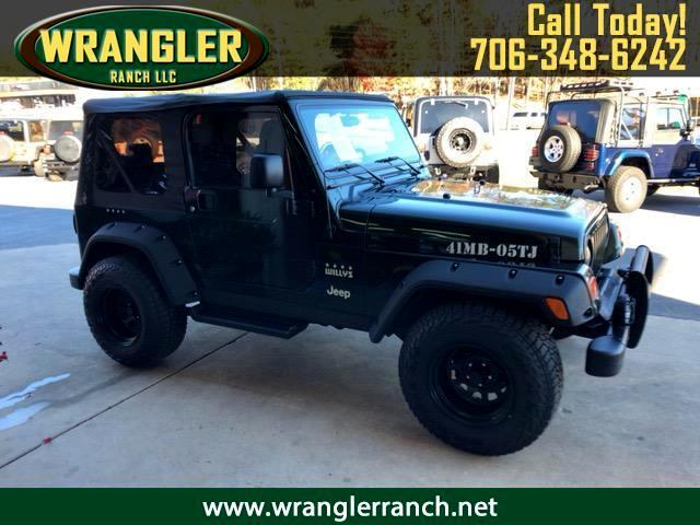 2005 Jeep Wrangler Willy's Wheeler
