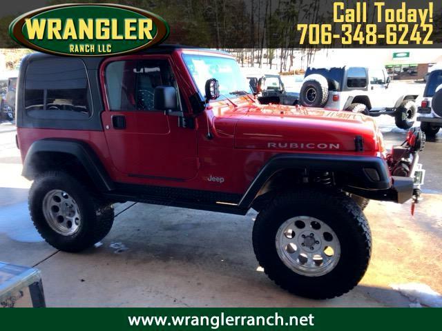 2006 Jeep Wrangler Rubicon 4x4
