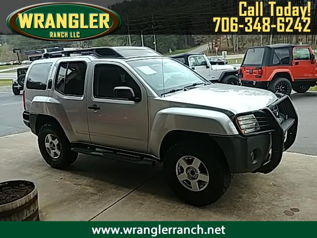 2006 Nissan Xterra Off-Road 4WD