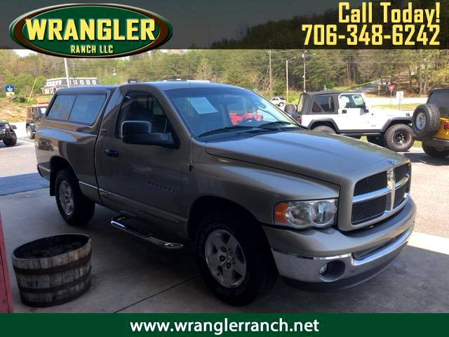 2002 Dodge Ram 1500 SLT Plus Short Bed 2WD