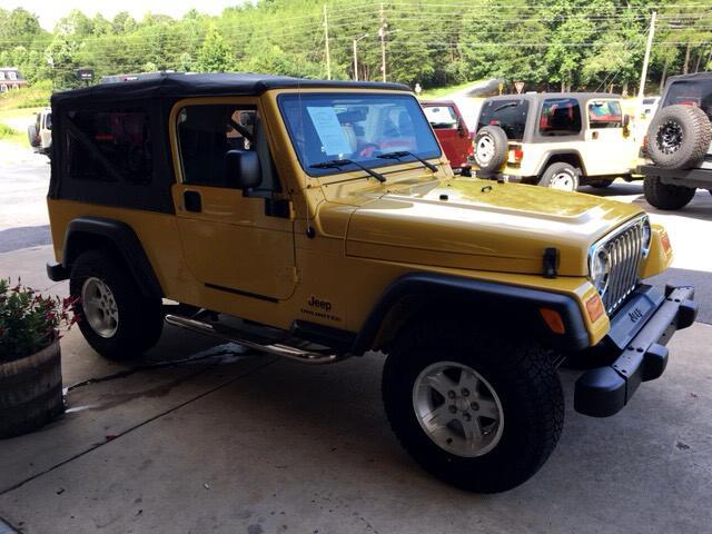 2006 Jeep Wrangler Unlimited 75th Anniversary 4x4 *Ltd Avail*
