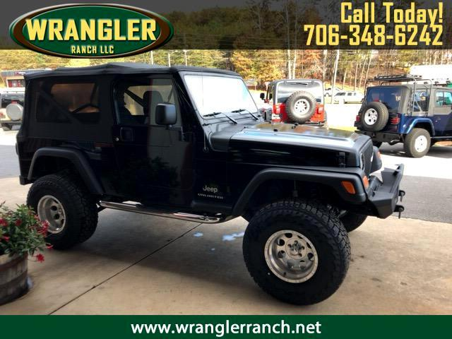 2004 Jeep Wrangler Unlimited Chief Edition 4x4