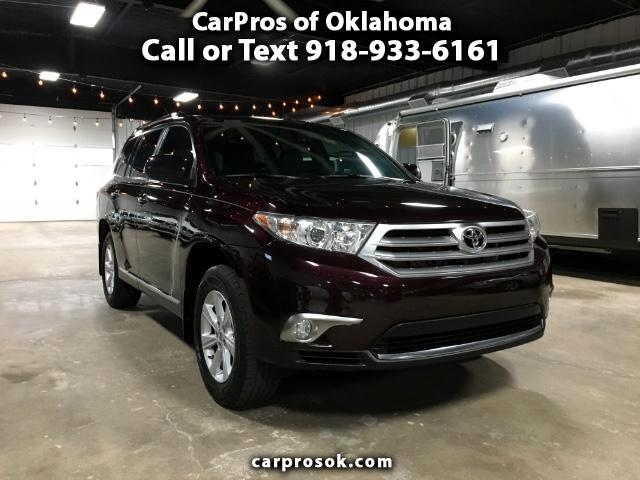 2012 Toyota Highlander Base 2WD V6