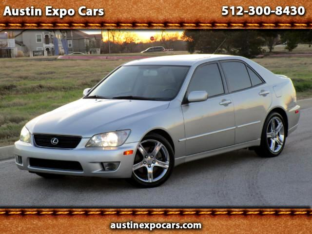2005 Lexus IS 300 5-Speed Sedan