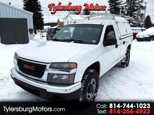 2009 GMC Canyon Work Truck 4WD