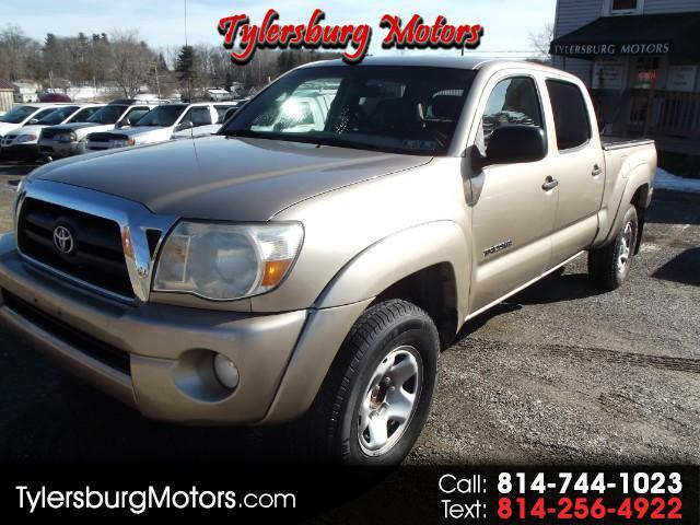 2008 Toyota Tacoma PreRunner Double Cab Long Bed V6 2WD