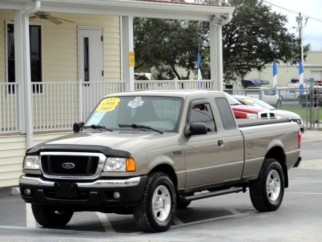2005 Ford Ranger XLT SuperCab 4.0 4WD