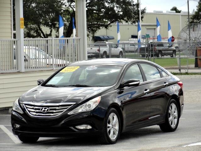 2011 Hyundai Sonata Limited Auto