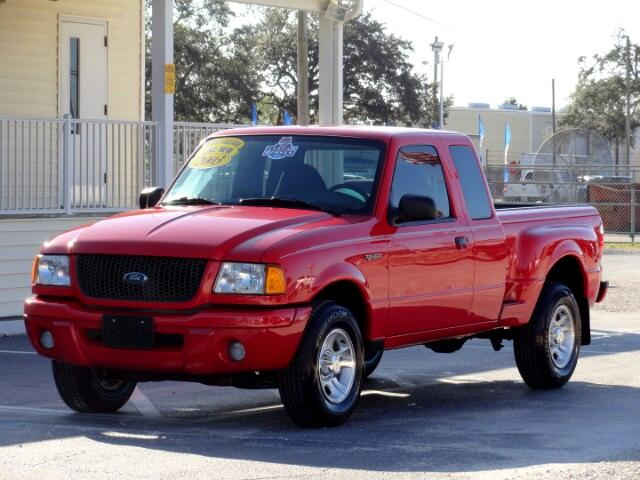 2003 Ford Ranger Edge SuperCab 3.0 2WD