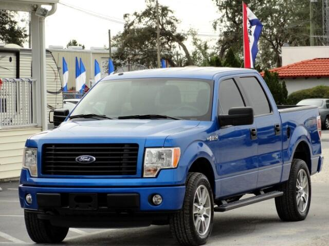 2014 Ford F-150 STX SuperCrew 4WD