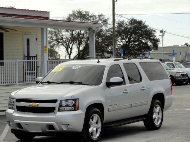 2012 Chevrolet Suburban LT 1500 2WD