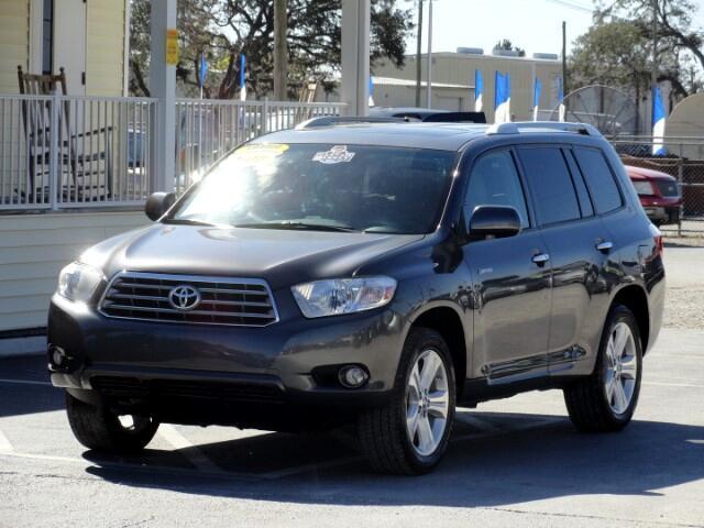 2010 Toyota Highlander Limited 2WD