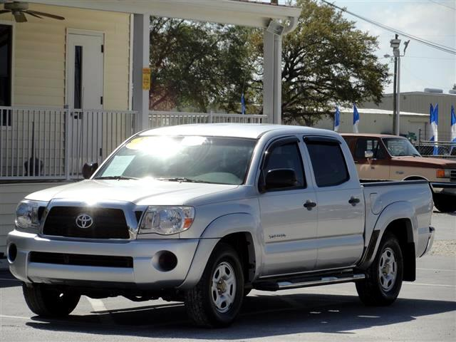 2011 Toyota Tacoma SR5 Double Cab Long Bed I4 5AT 2WD