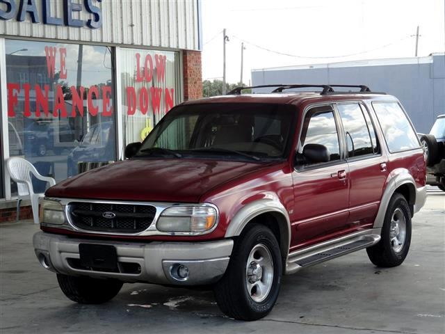 2000 Ford Explorer Sport 2-Door 2WD