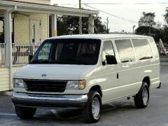 1996 Ford Club Wagon