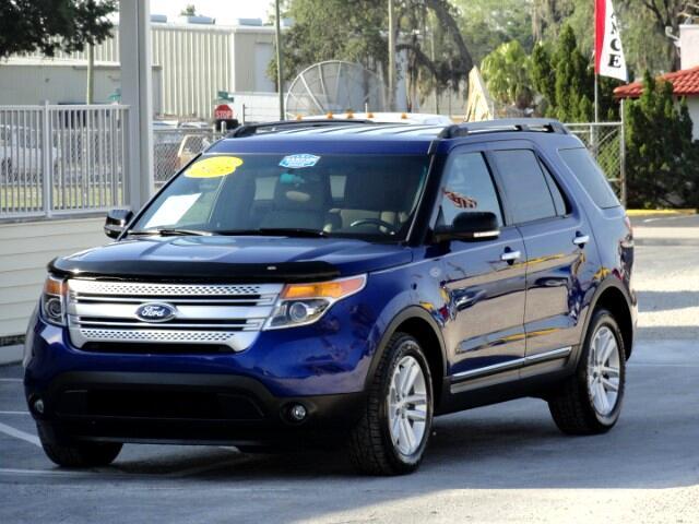 2013 Ford Explorer XLT FWD