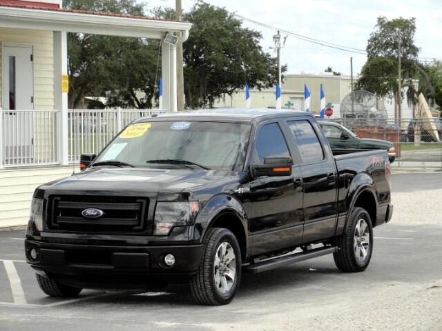 2014 Ford F-150 FX2 SuperCrew 6.5-ft. Bed 2WD