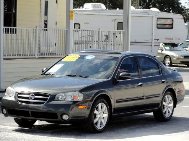 2003 Nissan Maxima GLE