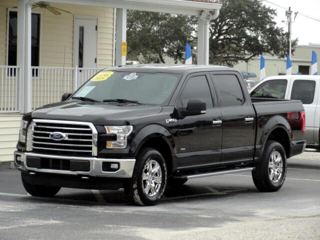 2015 Ford F-150 FX4 SuperCrew 4x4