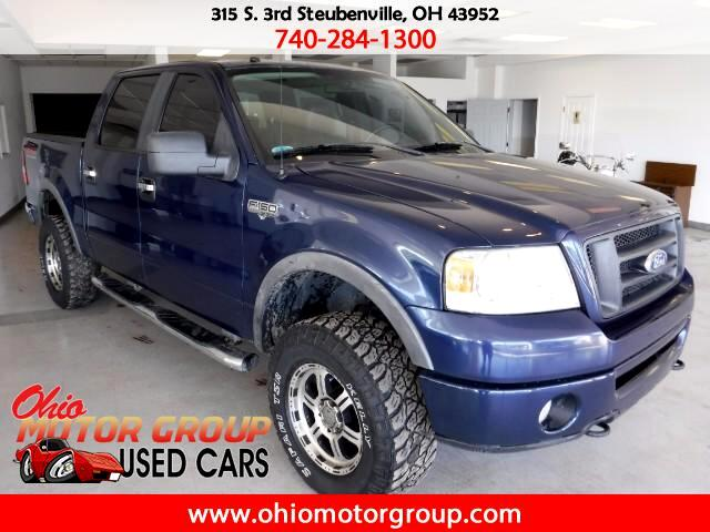 """2008 Ford F-150 4WD SuperCrew 157"""" FX4"""