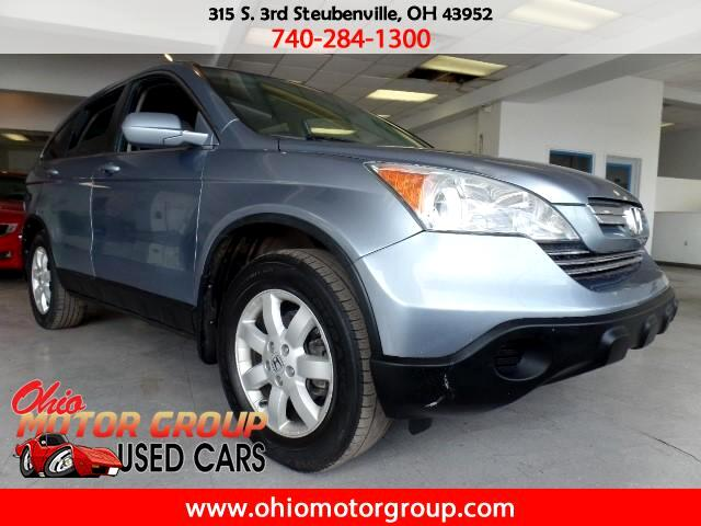 2009 Honda CR-V EX-L 4WD 5-Speed AT