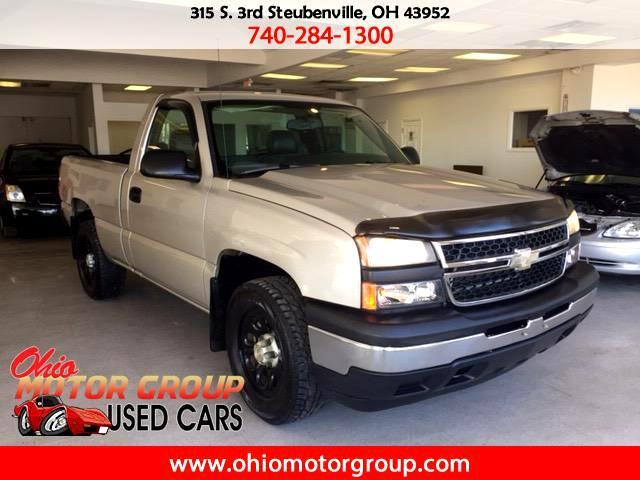 2007 Chevrolet 1/2 Ton Pickups Fleetside 117.5