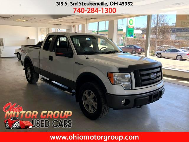 "2009 Ford F-150 4WD SuperCrew 150"" FX4"
