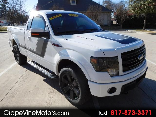 2014 Ford F-150 Special Reg. Cab Short Bed 4WD