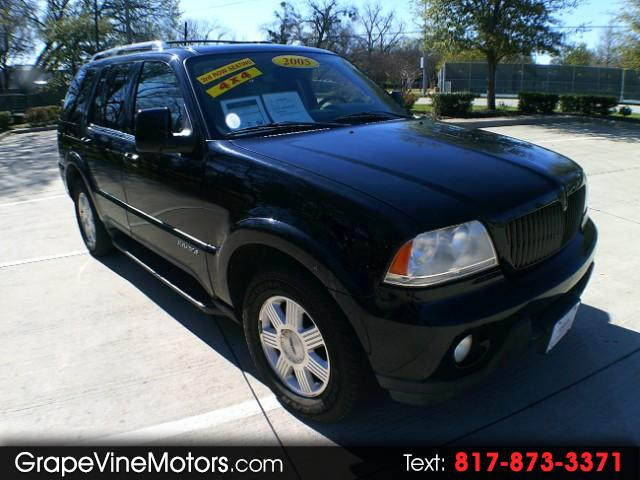 2005 Lincoln Aviator AWD Luxury