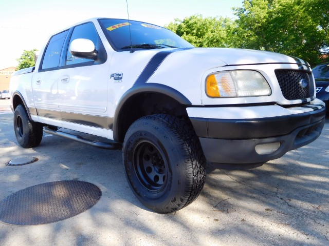 2002 Ford F-150 XLT 4x4 SuperCrew