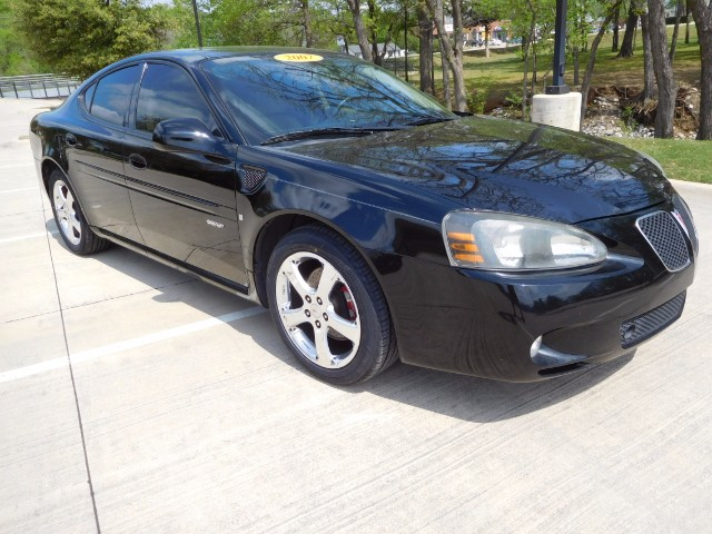 2007 Pontiac Grand Prix GXP Sedan