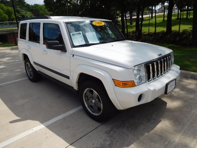 2008 Jeep Commander Sport 2WD