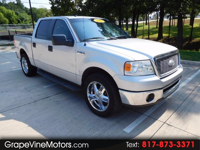 2007 Ford F-150 XLT SuperCrew Short Bed 2WD