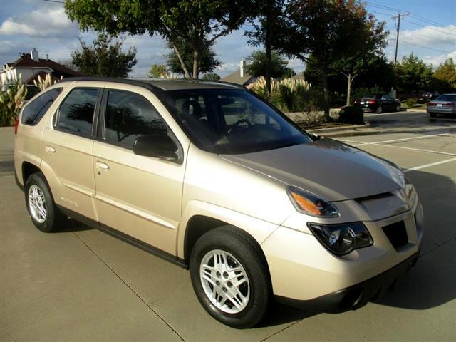 2003 Pontiac Aztek FWD